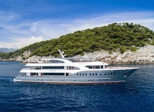 Dalmatian Islands Cruise by Agape Rose from Dubrovnik