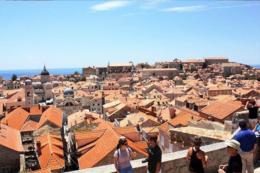 City Walls Walking Tour from Dubrovnik
