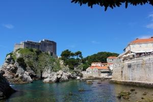 Game of Thrones from Dubrovnik