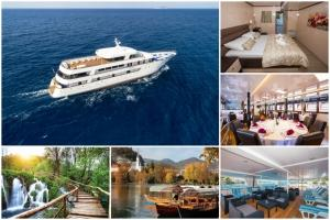 COMBO - DISCOVER THE WESTERN BALKANS & ADRIATIC PARADISE CRUISE by Adriatic Princess from Zagreb