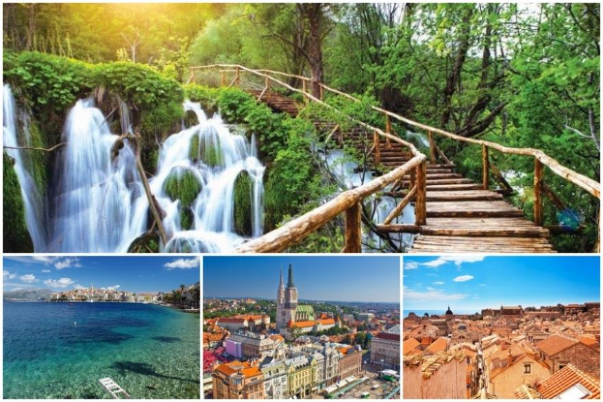 CROATIA COUNTRYSIDE AND ISLAND HOPPING 2019 - 8 days, 7 nights – from Zagreb