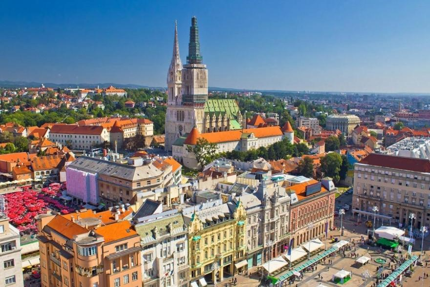 ZAGREB ADVENTURE CITY BREAK
