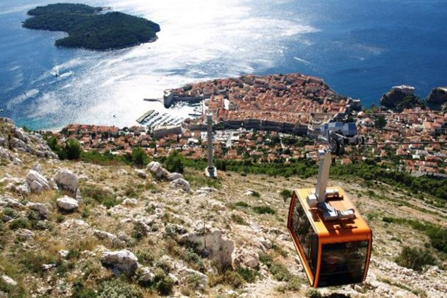 Explore Dubrovnik by Cable Car from Dubrovnik