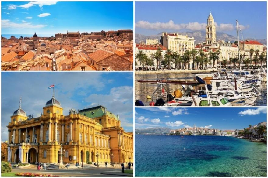 CROATIA COUNTRYSIDE AND ISLAND HOPPING 2019 - 10 days, 9 nights – from Zagreb