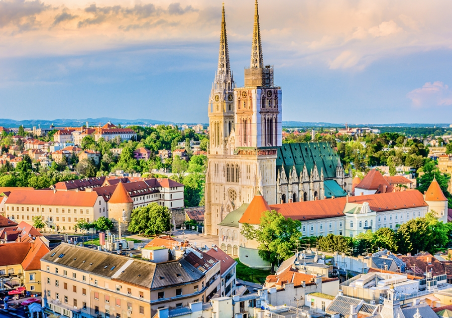 Zagreb Walking Tour