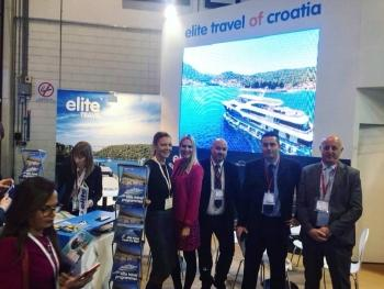 Elite Travel presented at WTM 2017 in London