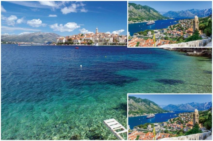 SOUTH ADRIATIC COASTLINE 2019. - from Dubrovnik