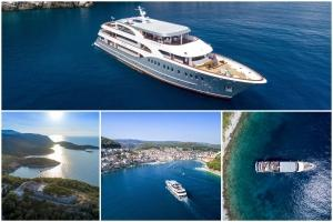 HIGHLIGHTS OF SOUTH ADRIATIC CRUISE 2018